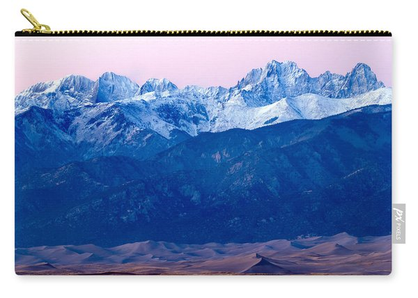 Sangre De Christo And The Great Sand Dunes National Park Carry-all Pouch