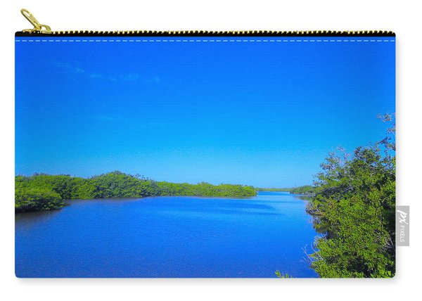 Sanibel Island, Florida Carry-all Pouch