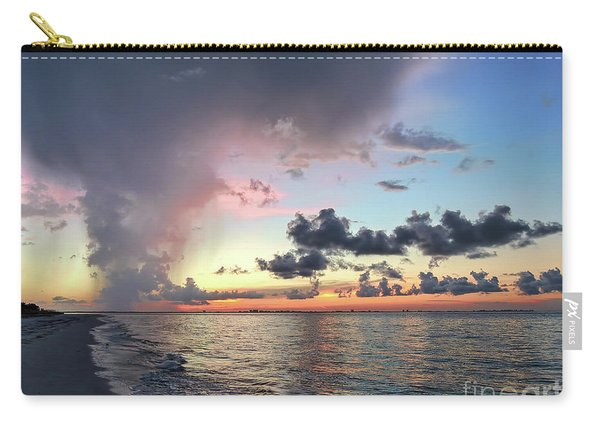 Sanibel Island Sunrise Carry-all Pouch