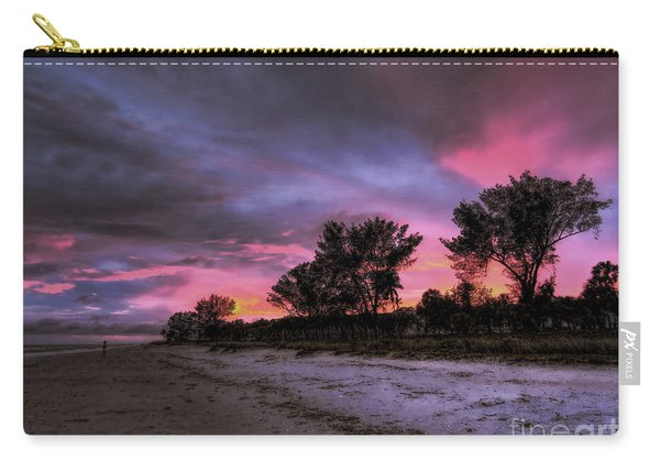 Sanibel Island Twilight Carry-all Pouch