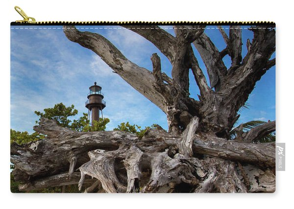 Sanibel Lighthouse Carry-all Pouch