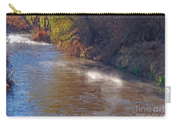 Santa Cruz River - Arizona Carry-all Pouch