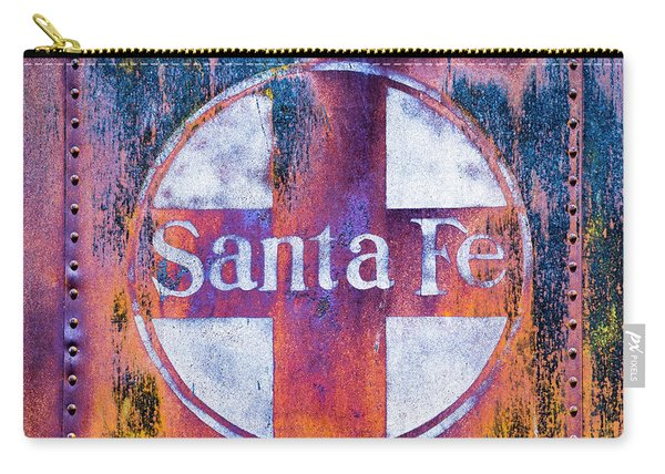 Santa Fe Rr Carry-all Pouch