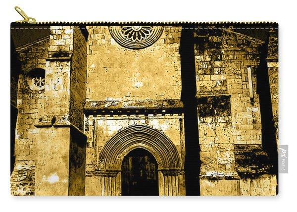 Santa Marina Church Carry-all Pouch