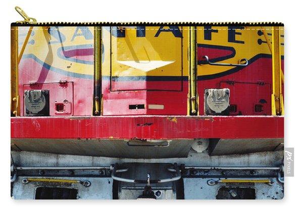 Sante Fe Railway Carry-all Pouch