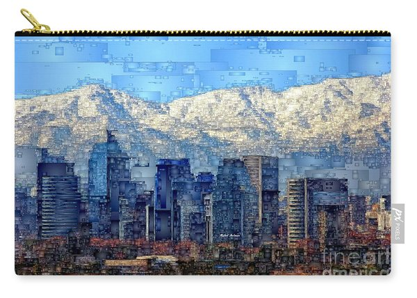 Santiago De Chile, Chile Carry-all Pouch