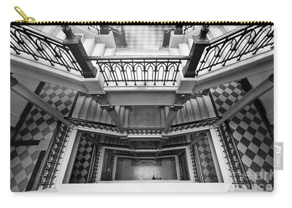 Sao Paulo - Gorgeous Staircases Carry-all Pouch