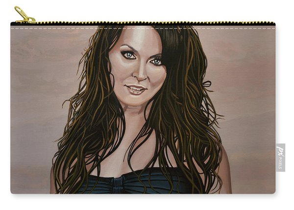 Sarah Brightman Carry-all Pouch