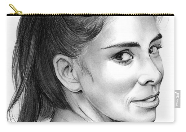 Sarah Silverman Carry-all Pouch