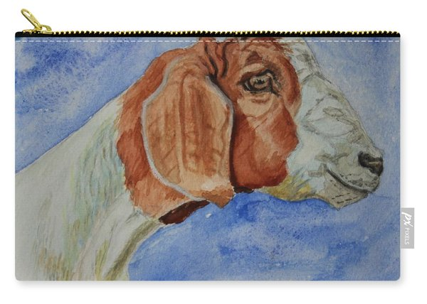 Sara's Goat Carry-all Pouch