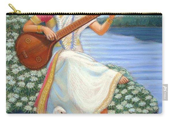 Sarasvati Carry-all Pouch