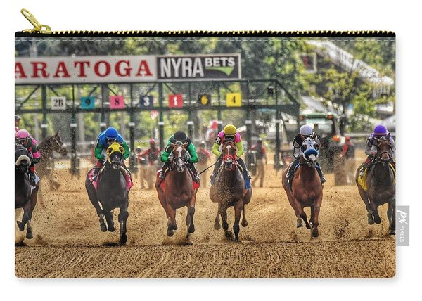 Saratoga Carry-all Pouch