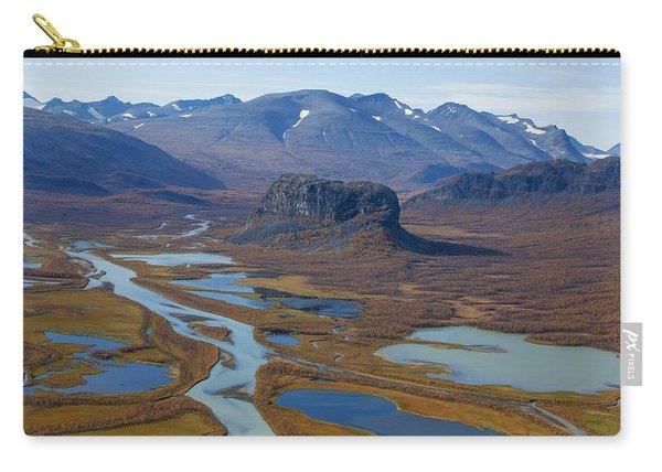 Sarek Nationalpark Carry-all Pouch