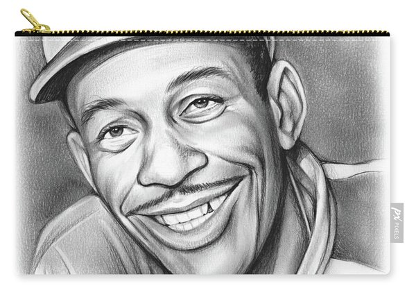 Satchel Paige II Carry-all Pouch