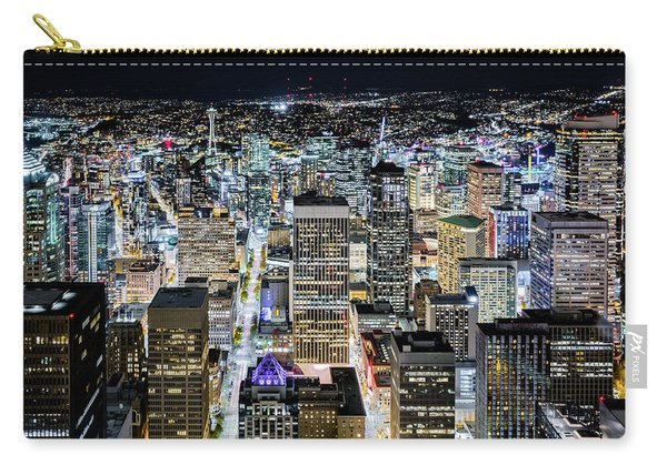 Seattle Lights Carry-all Pouch