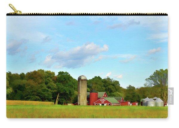 Sauer Farm, Mt. Marion Carry-all Pouch
