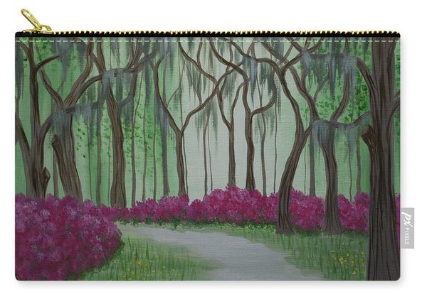Savannah Spring Carry-all Pouch