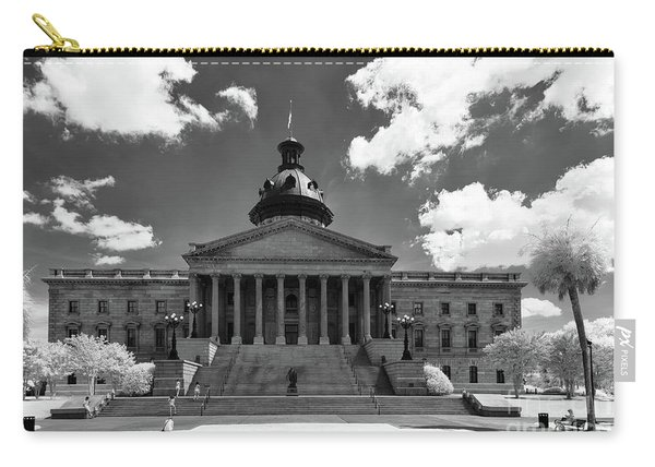 Sc State House - Ir Carry-all Pouch