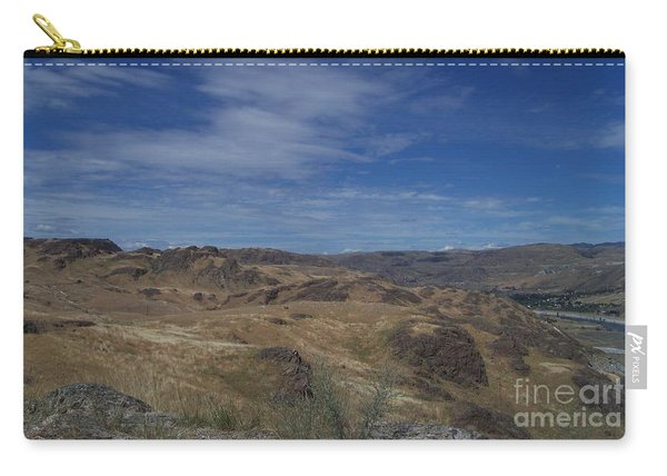 Scablands At Grand Coulee Carry-all Pouch