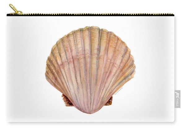 Scallop Shell Carry-all Pouch