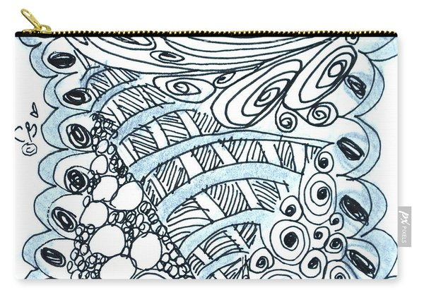 Scallops Carry-all Pouch