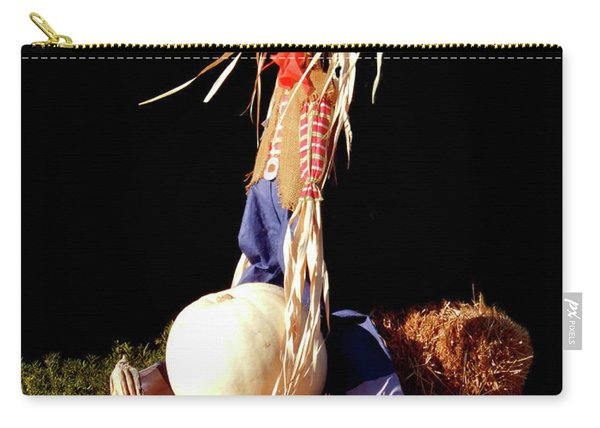 Scaredy Crow Man Carry-all Pouch