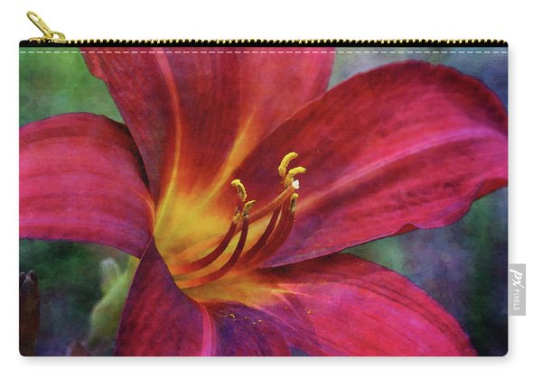 Scarlet And Gold Dust 3716 Idp_2 Carry-all Pouch