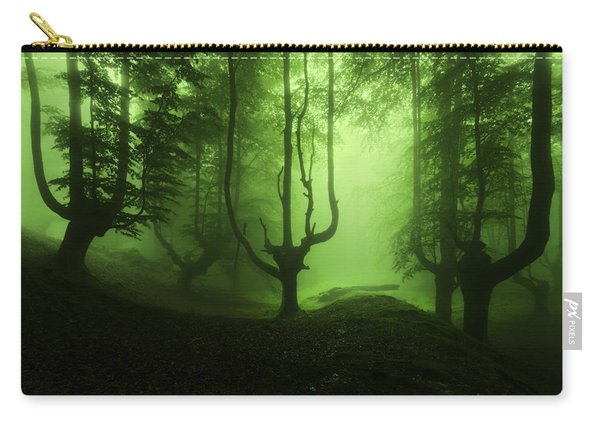 The Funeral Of Trees Carry-all Pouch