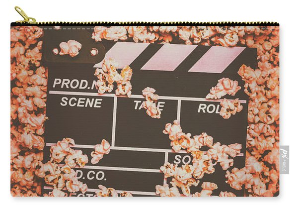 Scene From A Film Production Carry-all Pouch
