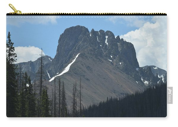 Carry-all Pouch featuring the photograph Mountain Scenery Hwy 14 Co by Margarethe Binkley