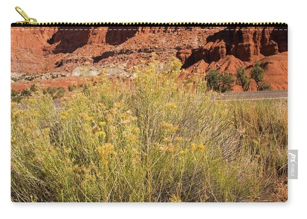 Scenery Capital Reef National Park Carry-all Pouch