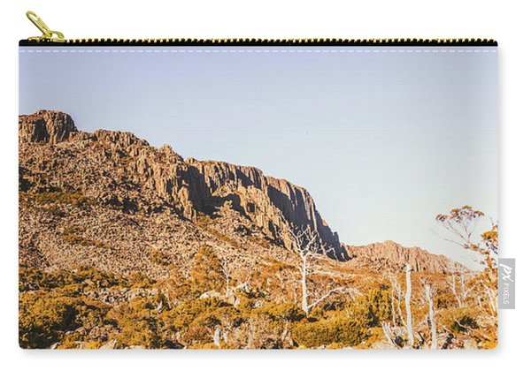 Scenic Barren Range Carry-all Pouch