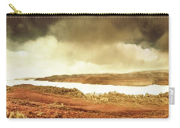 Scenic Southwest Tasmania Lakes Carry-all Pouch