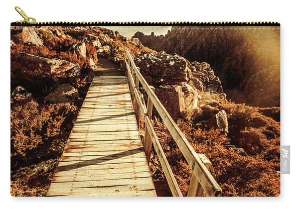 Scenic Summit Boardwalk Carry-all Pouch