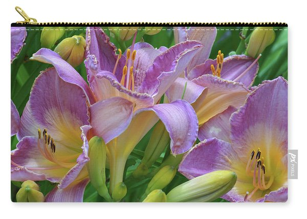 Scent Of A Lily Carry-all Pouch