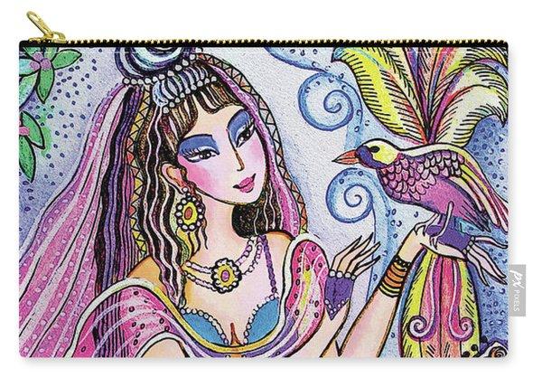 Scheherazade's Bird Carry-all Pouch