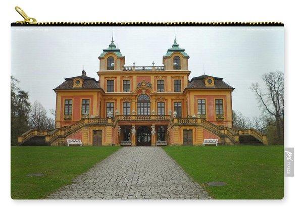 Schloss Favorite, Ludwigsburg, Stuttgart, Germany Carry-all Pouch