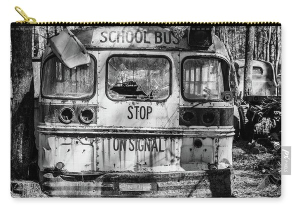 School Bus Carry-all Pouch