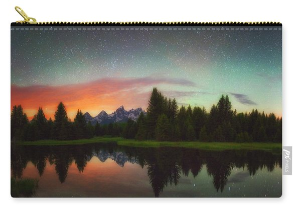 Schwabacher Heavens Carry-all Pouch
