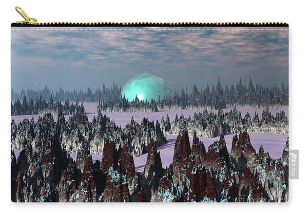 Sci Fi Landscape Carry-all Pouch