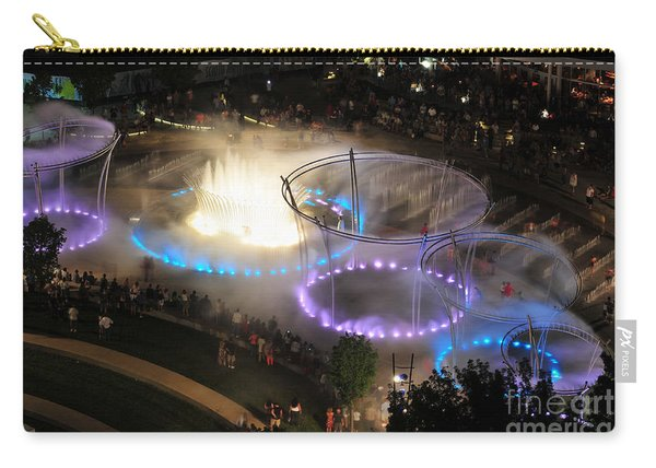 Scioto Mile Riverfront Park Carry-all Pouch