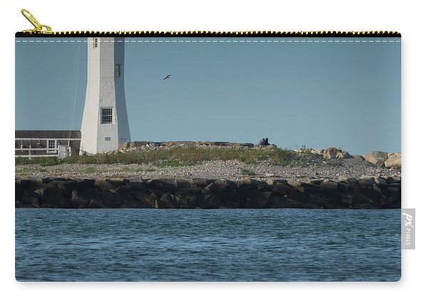 Scituate Lighthouse Carry-all Pouch