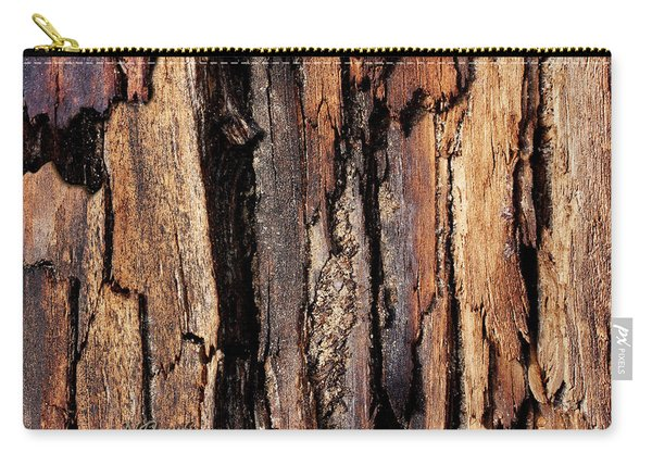 Scorched Timber Carry-all Pouch