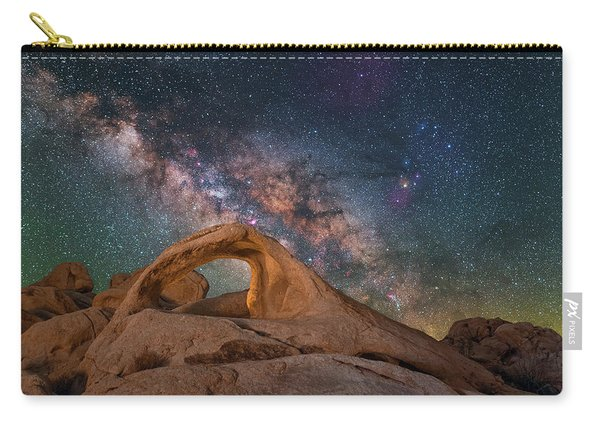 Scorpius And Its Arch Carry-all Pouch