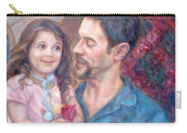 Scott And Sam Commission Carry-all Pouch