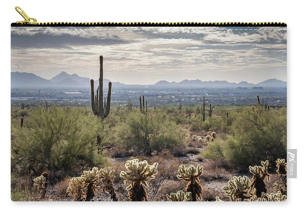 Scottsdale Arizona Carry-all Pouch