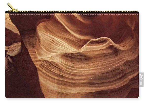 Sculpted By Time Dist Carry-all Pouch