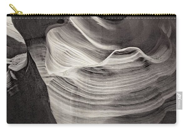 Sculpted By Time Tnt Carry-all Pouch