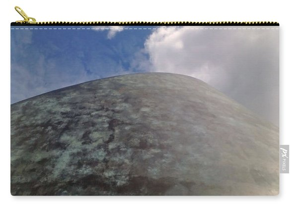 Sculpture And Sky Carry-all Pouch