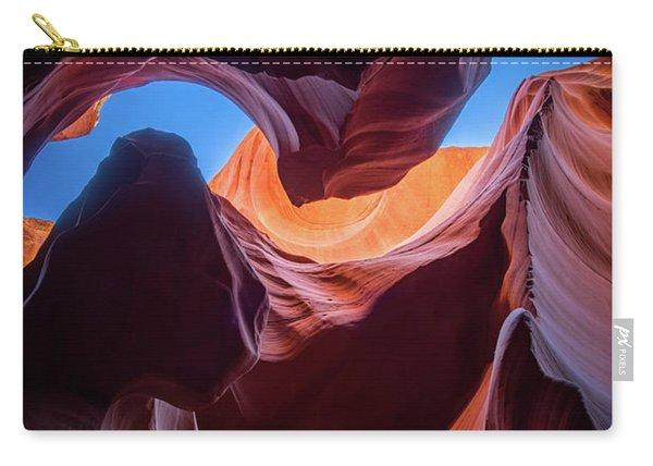 Sculptures Of Desert Carry-all Pouch